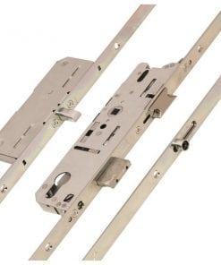 FUHR 856 2 Bullet Pin 2 Roller Centre Latch & Deadbolt