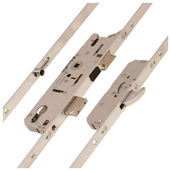 FUHR 859 2 Hook 2 Roller Centre Latch & Deadbolt