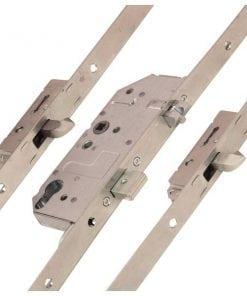 Fix 6025 2 Hook Centre Latch & Deadbolt