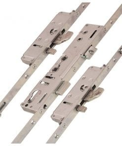 Paddock Lockmaster 2 Hook 2 Roller Centre Latch & Deadbolt