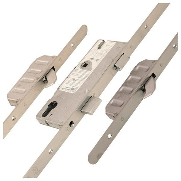 Winkhaus Cobra M2 2 Hook Centre Latch & Deadbolt 20mm