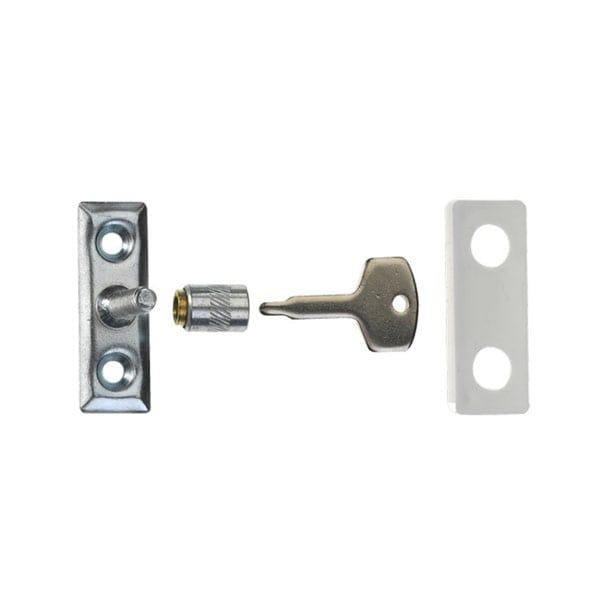 Era 820 Wooden Hinged Window Lock Solid As A Lock Hardware