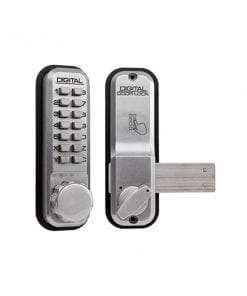 Lockey 2200 Surface Rim Digital Lock