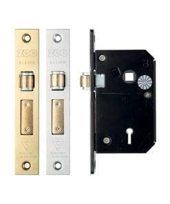 ZOO Hardware 5 Lever Chubb Retro Fit Sash Lock