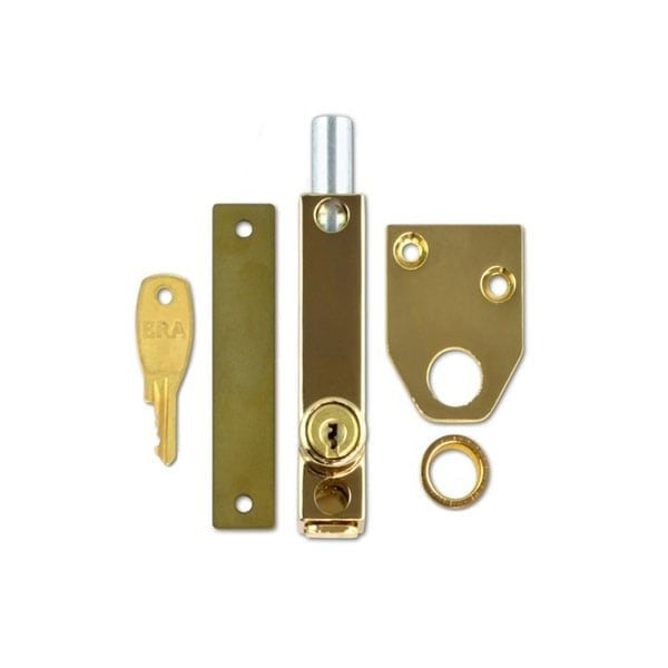 ERA 805 806 Universal Pressbolt brass cut key