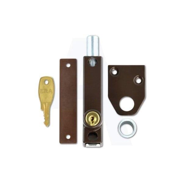 ERA 805 806 Universal Pressbolt brown cut key