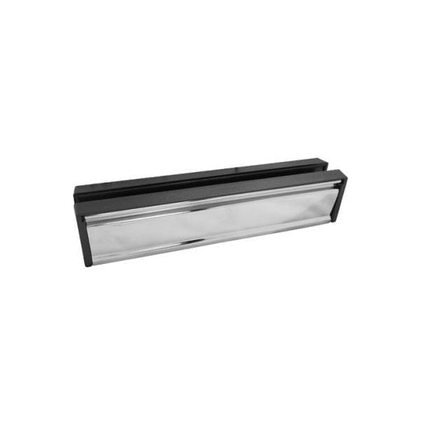 Anti Vandal Letterbox 12 Inch Stainless Steel Mirror Polished