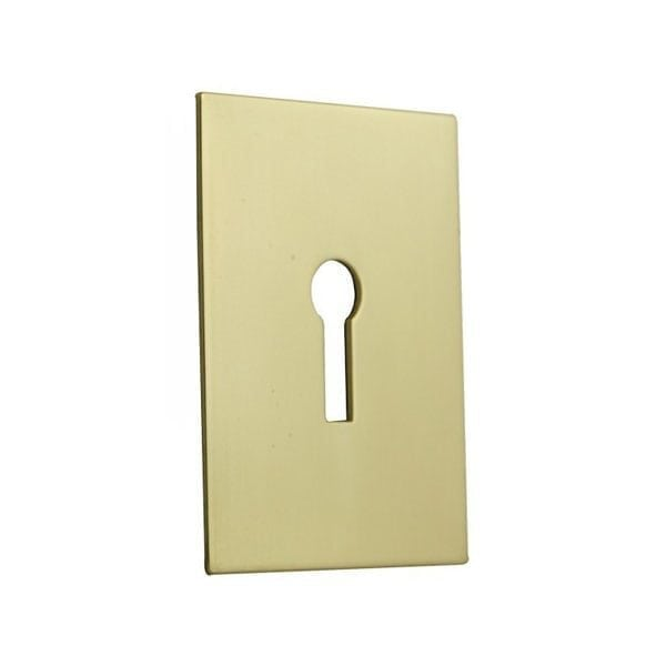 Jumbo Keyhole Escutcheon Stick On