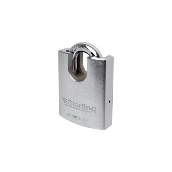 Sterling Hardened Steel Padlock