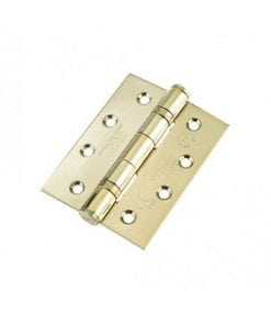 ZOO Hardware Fire Door Hinge Grade 13 brass