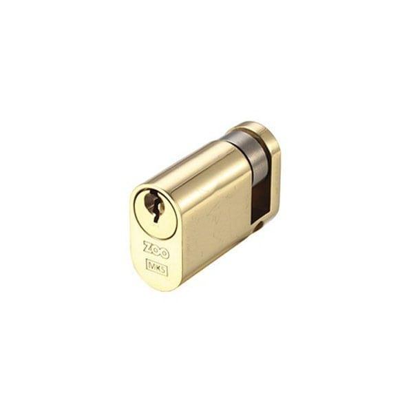 ZOO Hardware Oval Single Cylinder 45mm