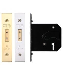 Zoo Hardware 3 Lever 76mm Replacement Deadlock