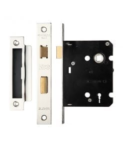 Zoo Hardware 3 Lever Contract Sashlock 3 inch
