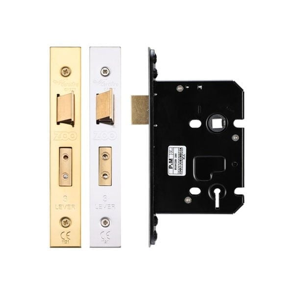 Zoo Hardware 3 Lever Sashlock 76mm