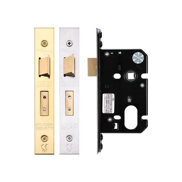 Zoo Hardware Oval Sashlock 64mm