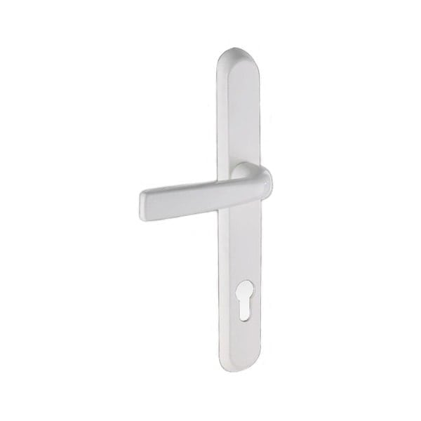 Avocet Affinity Door Handle White