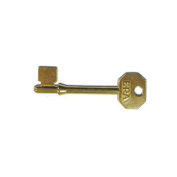 ERA Fortress Key Blank Brass