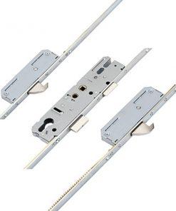 KFV AS7970 2 Hook Latch & Deadbolt