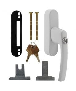 Siegenia Peg Window Handle