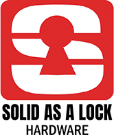 Solid As A Lock Hardware