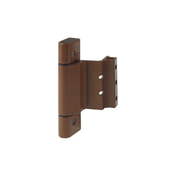 Mila iDeal Rebate Butt Door Hinge light oak