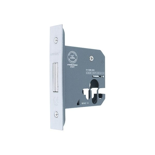Hoppe Arrone BS 5 Lever Mortice Deadlock