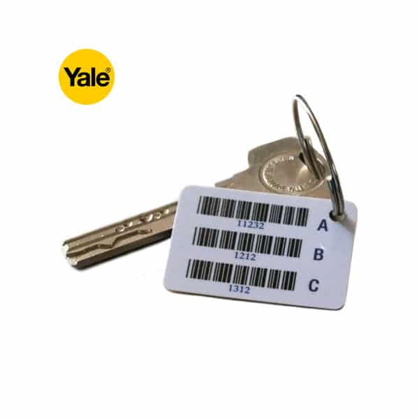 Yale Superior Key with Card