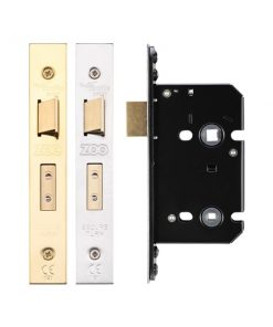 Zoo Hardware Mortice Bathroom Lock 64mm