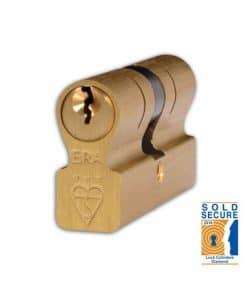 ERA Invincible Double Euro Cylinder Brass