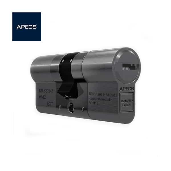 APECS AP 3 Star Double Euro Cylinder