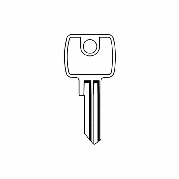 Filing Cabinet Key code 201 to 400