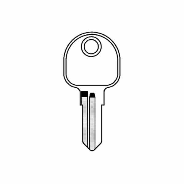 Hafele 0001 3936 Series Key