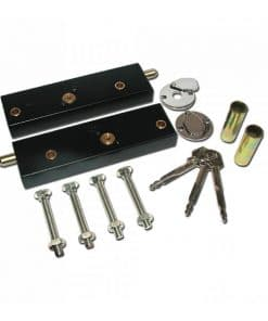 ASEC Garage Door Lock