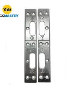 Yale Lockmaster UPVC double shootbolt keep