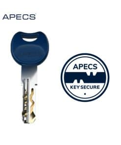 APECS Key Cut to Code