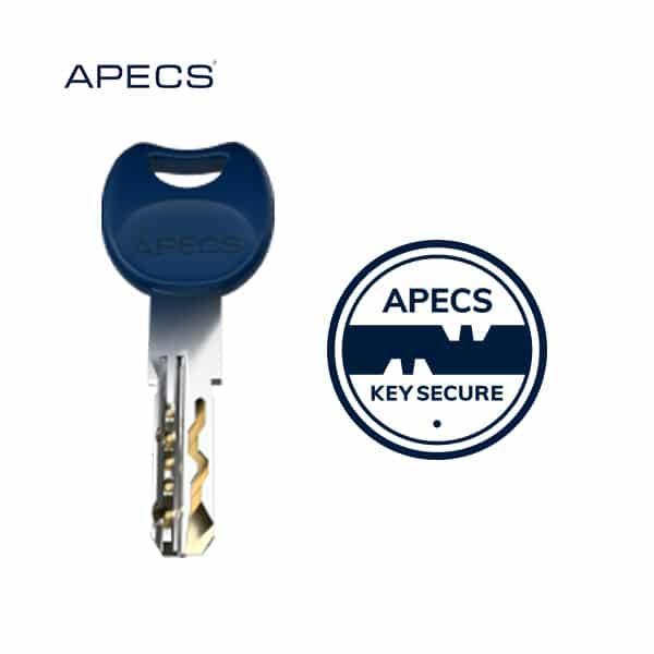 APECS Key Cut to Code